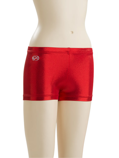 CB508 GK Cheer Short - Rood B81