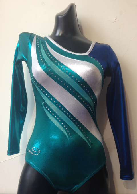 ES 4060 LS Turnpak Leotard Dreamlight