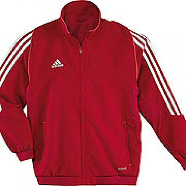 T12 Team Jacket Youth X34278  - red