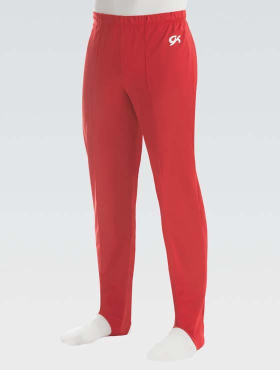 GK 1813M Campus StretchTek Turnbroek - Rood