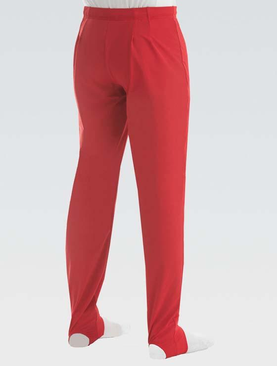 GK 1813M Campus StretchTek Pants - Red